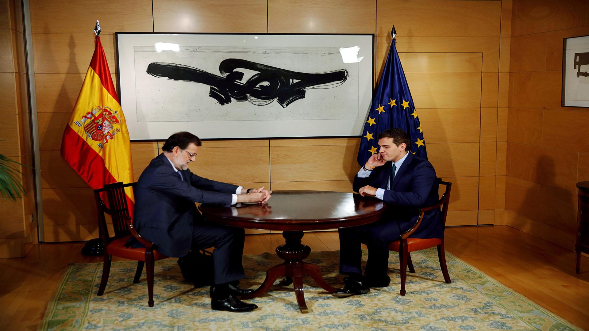 El partido español le informó a Mariano Rajoy que los requisitos para que el gobierne no se pueden cambiar