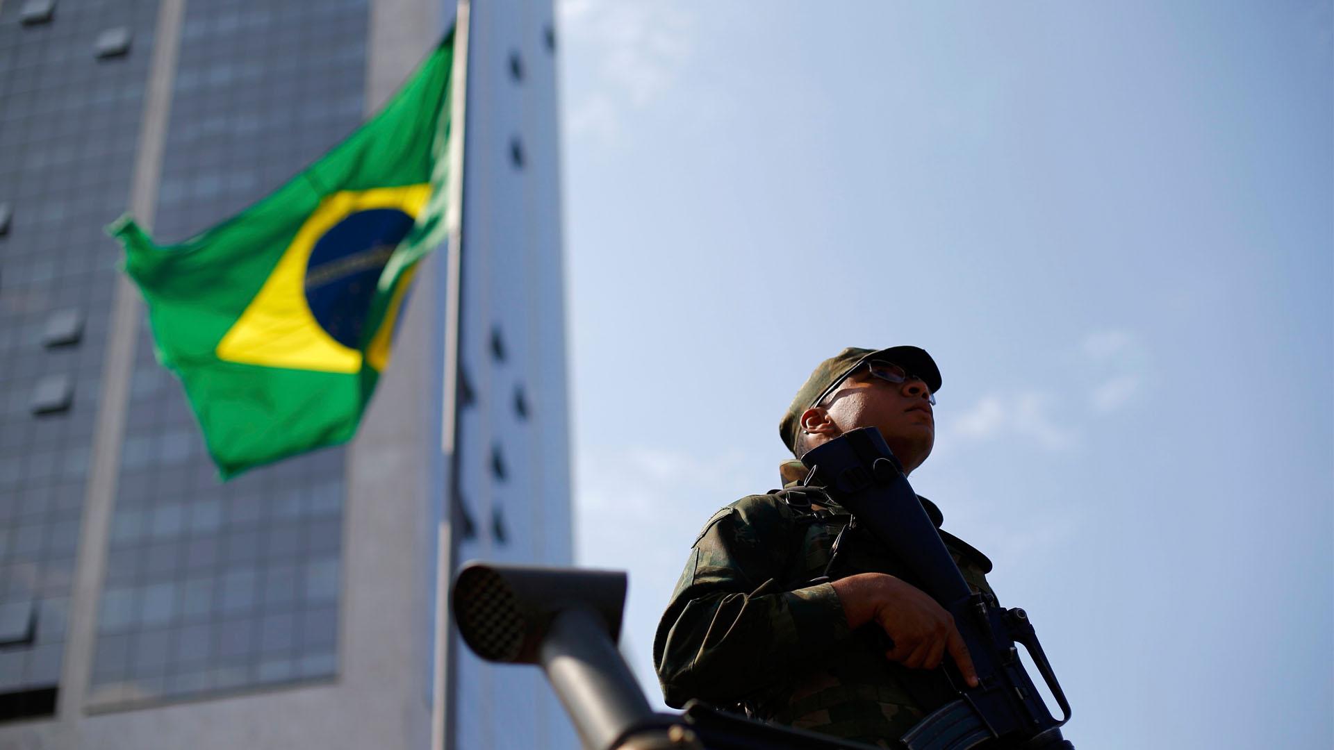 La Interpol aseguró que Brasil no está entre los objetivos del EI