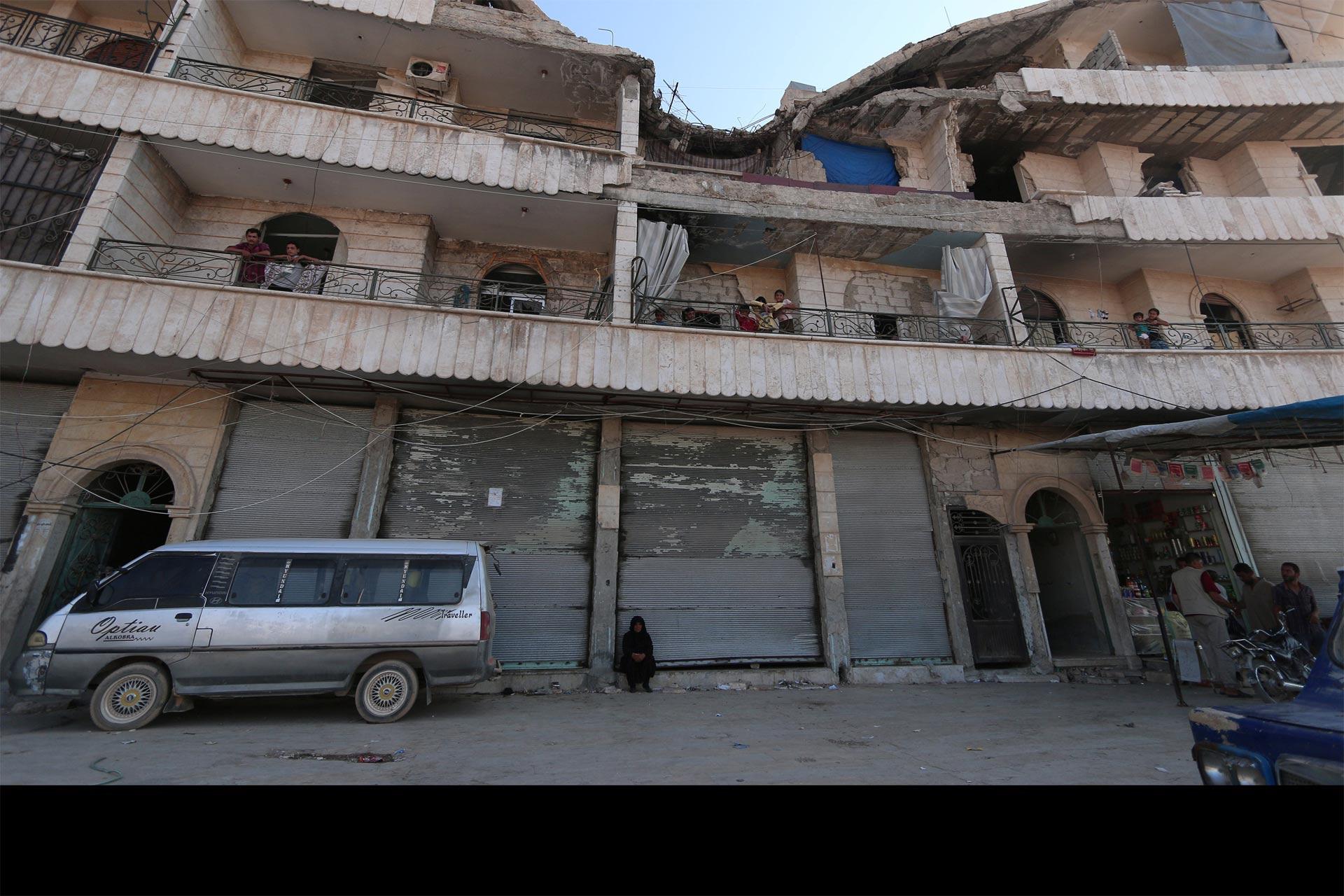 Dos millones de personas sin agua en Siria