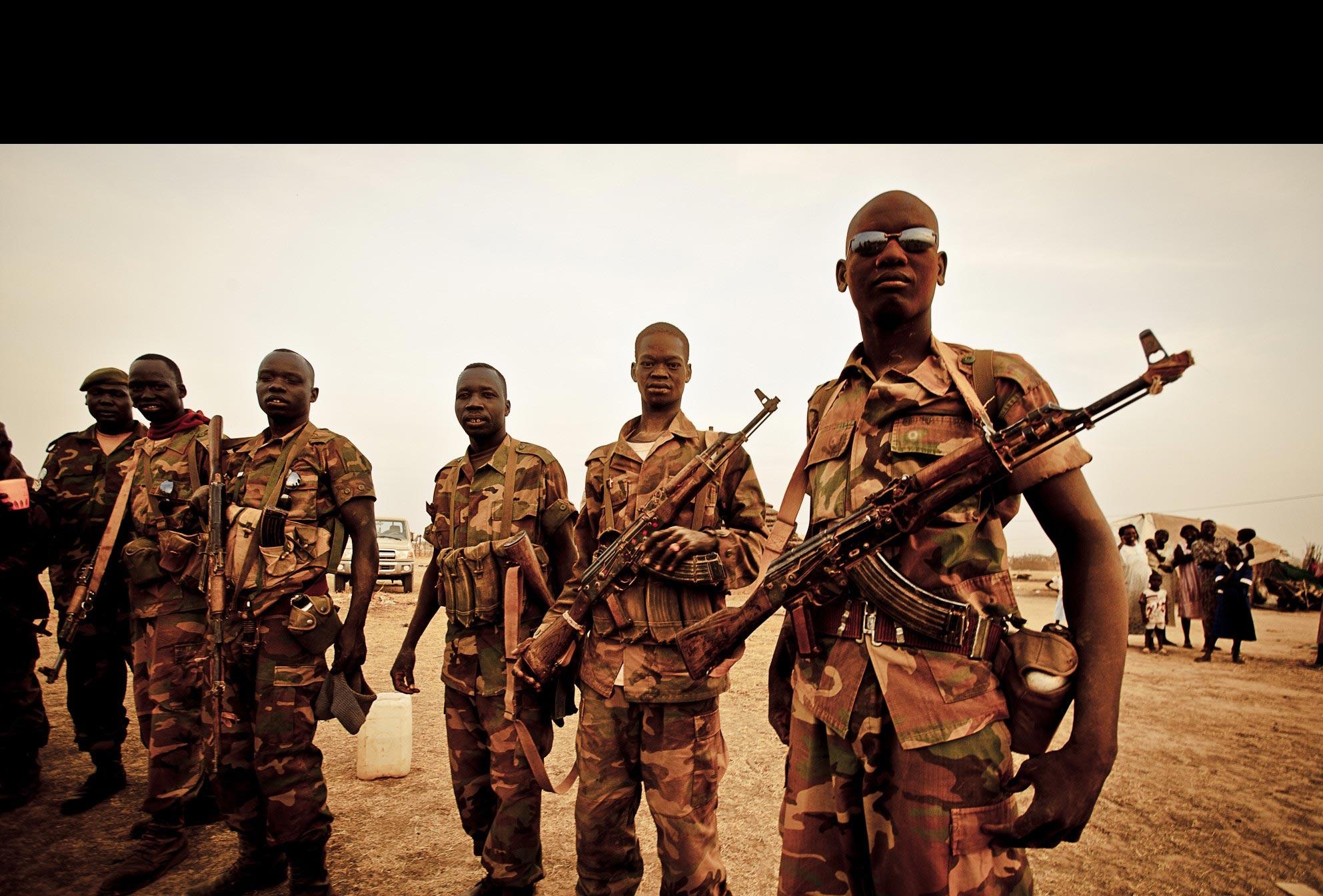 Ejército sursudanés acusado de violaciones