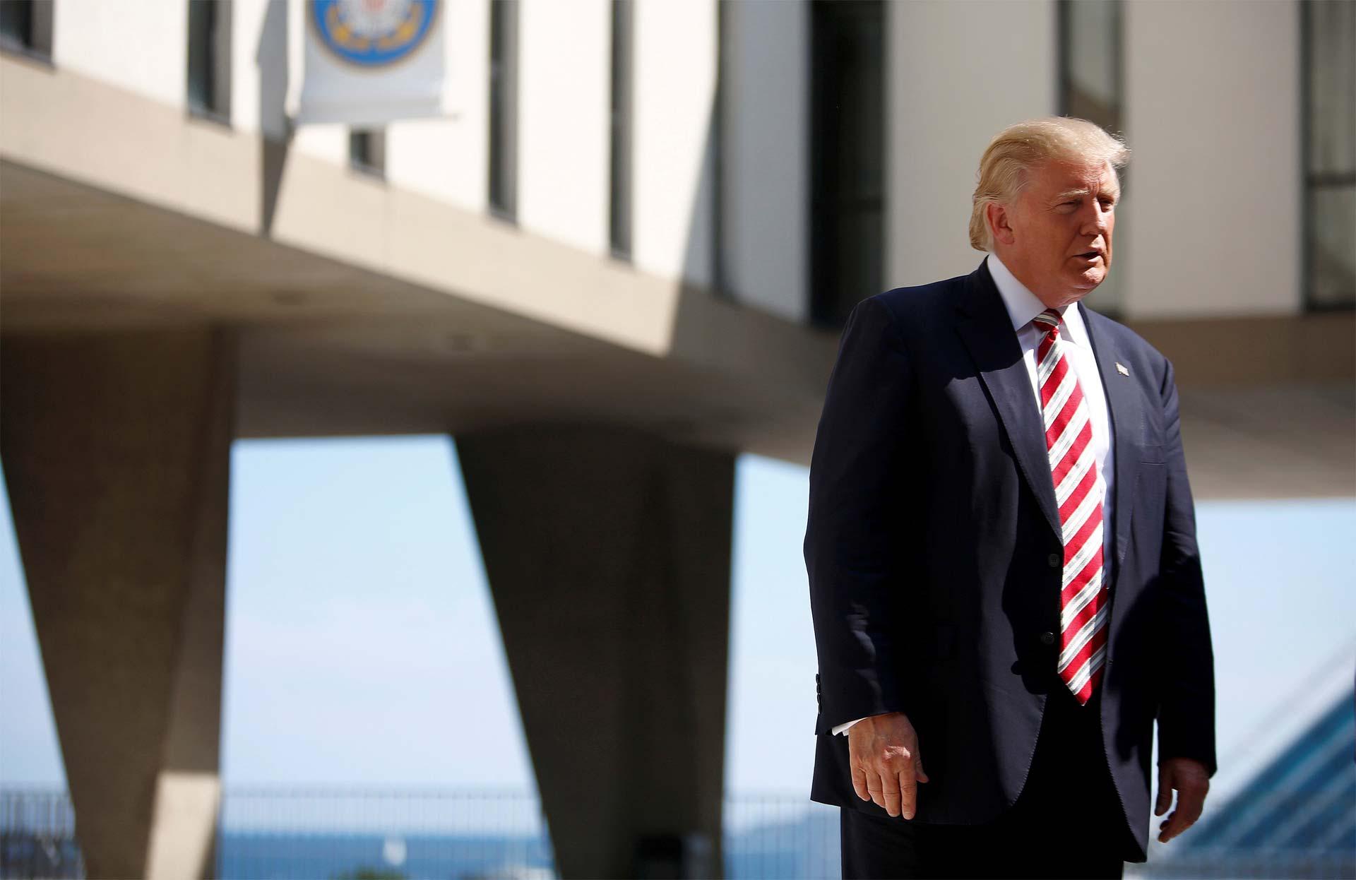 Trump refuerza su equipo