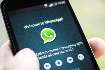 Hay dos formar de desactivar los nuevos términos de servicio de la aplicación de mensajería
