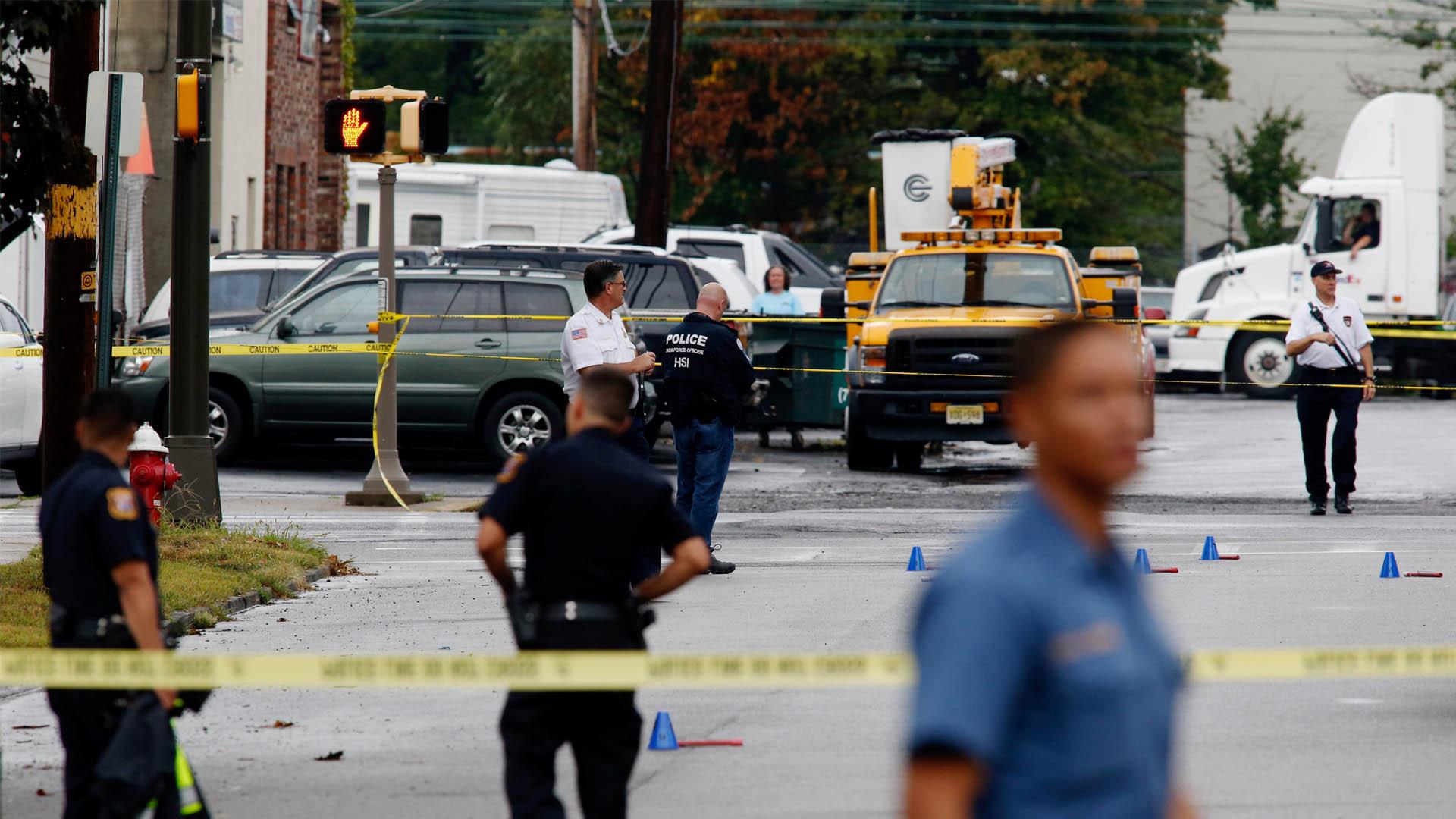 Nueva York mejorará las inmediaciones de la Organización de las Naciones Unidas en vista de la explosión suscitada el sábado pasado