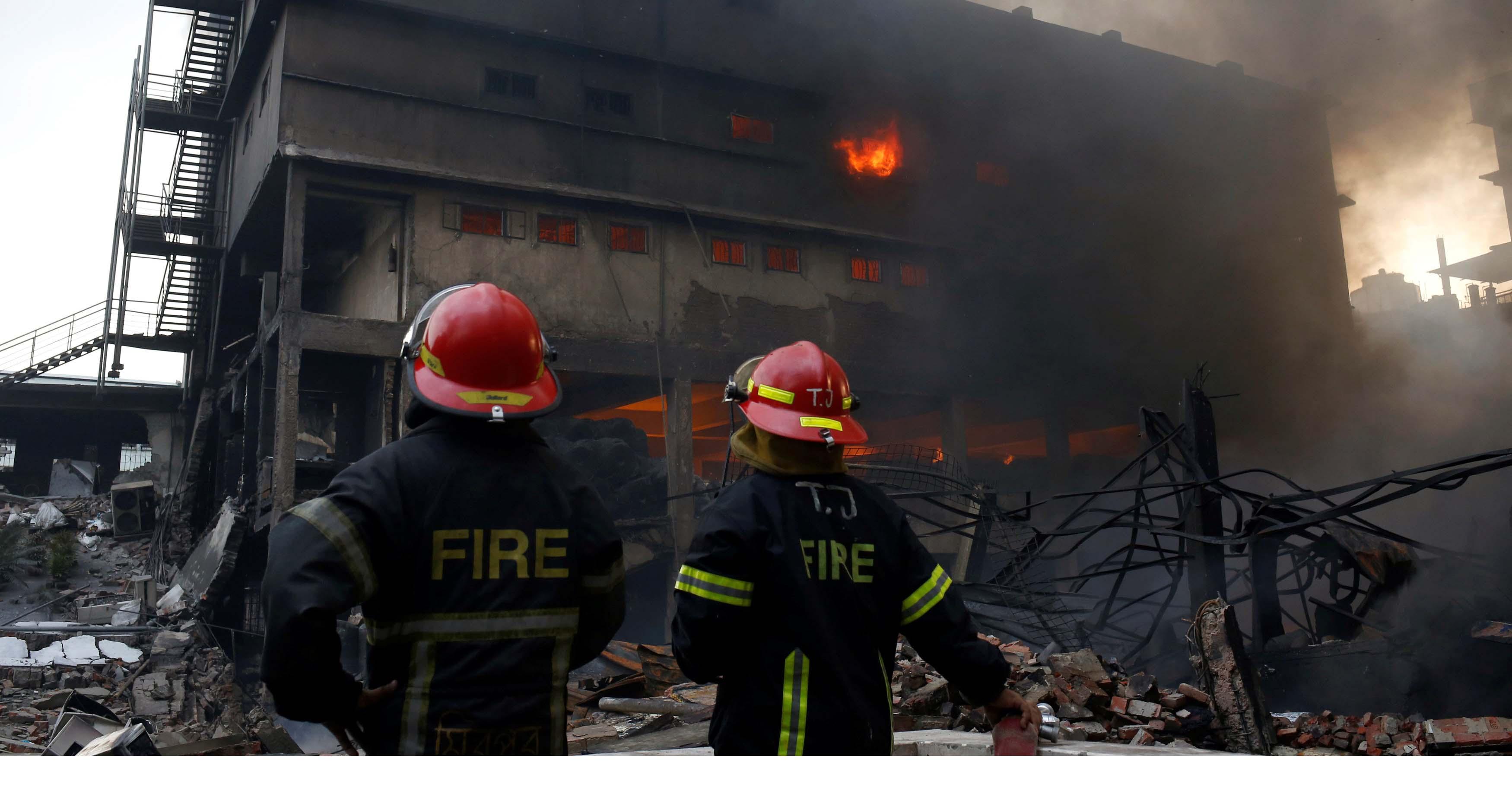 Hasta los momentos se desconocen las causas del siniestro que dejó numerosos heridos con quemaduras