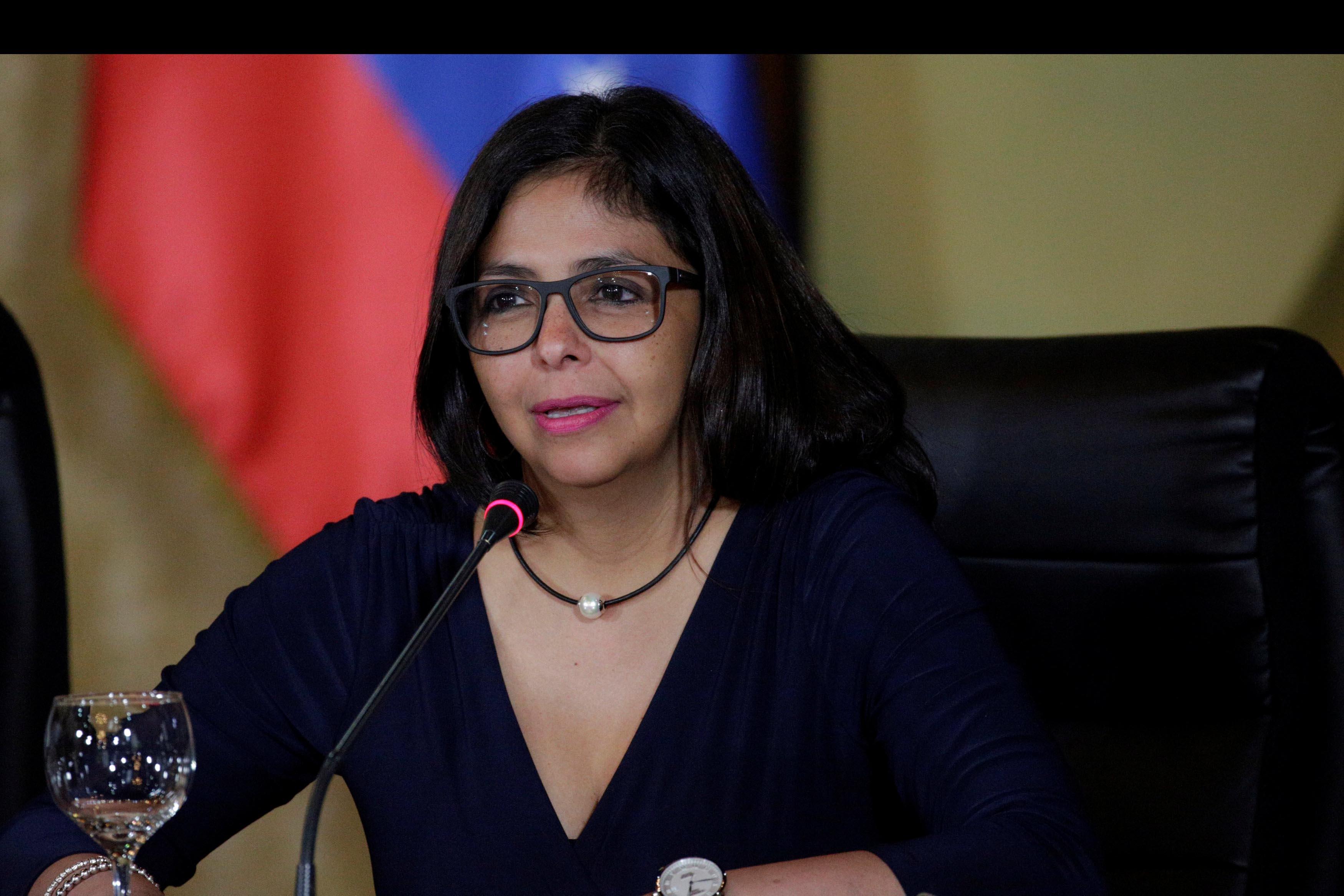 La presidenta de la ANC dice que decreto de Estados Unidos formaliza un bloqueo financiero para el país