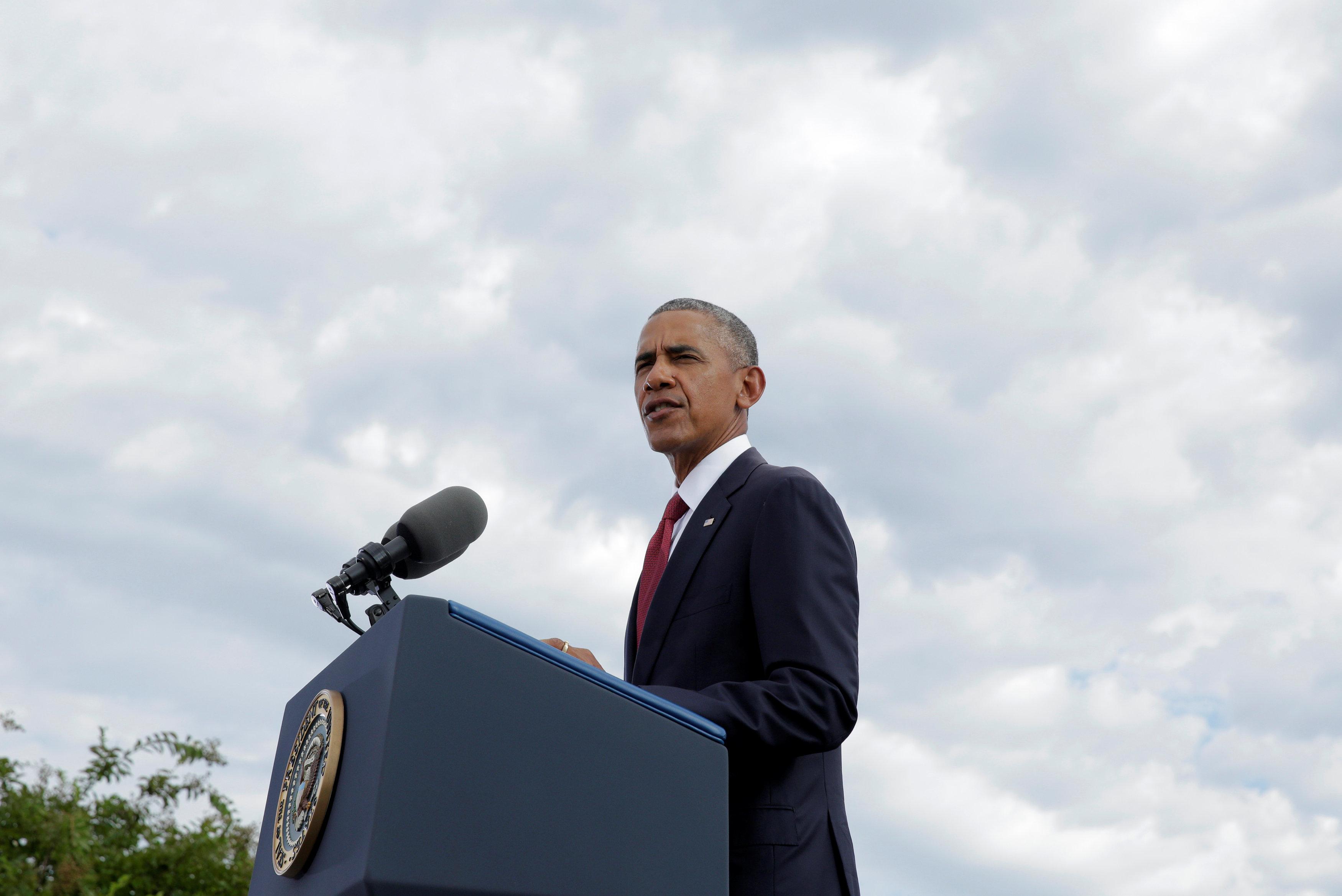 El primer mandatario aseguró que el proyecto de ley aprobado por el congreso eliminaría la inmunidad soberana de otros estados no implicados