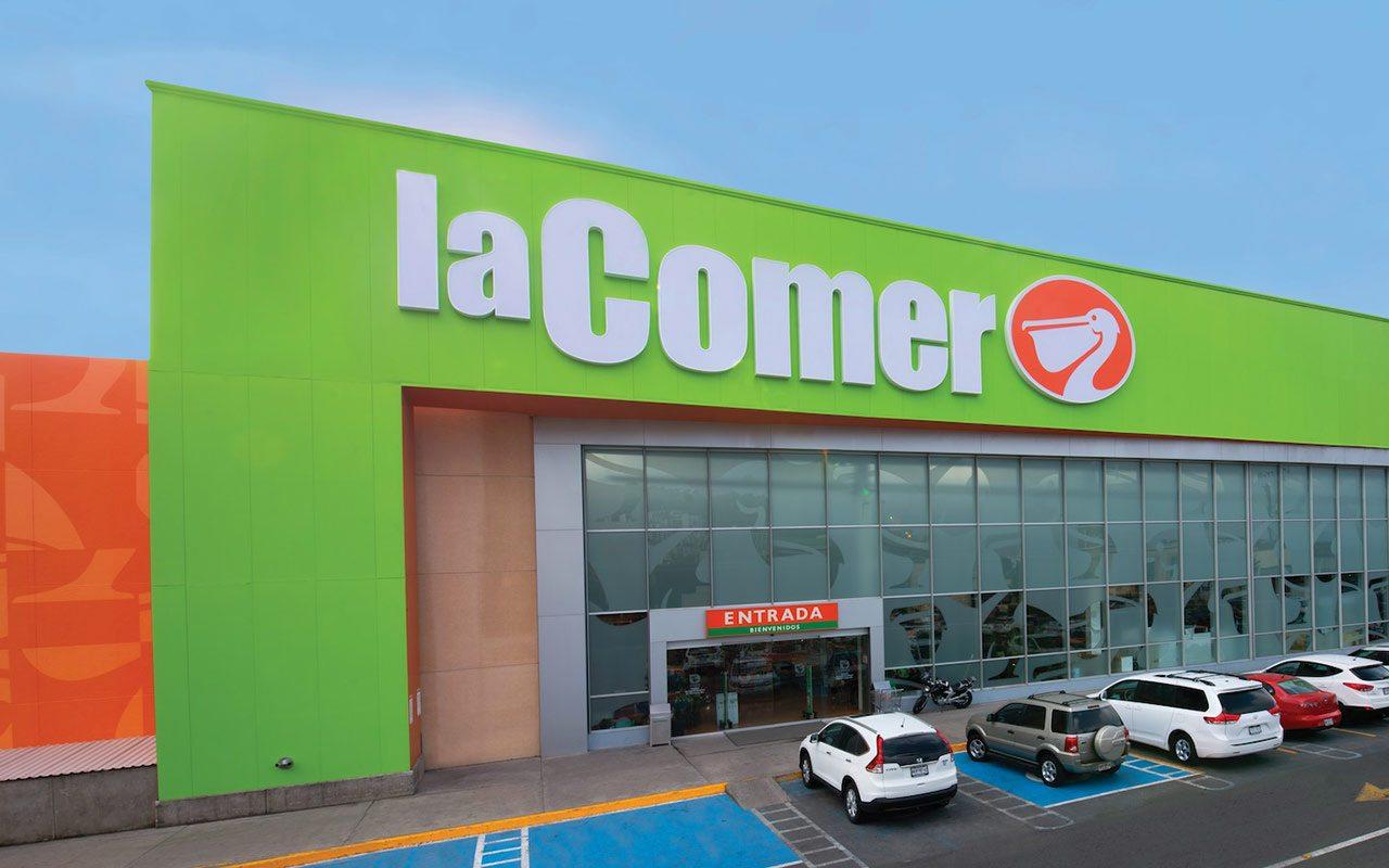 La firma azteca, La Comer, invirtió unos mil 300 millones de pesos con el objetivo de abrir 7 nuevos locales