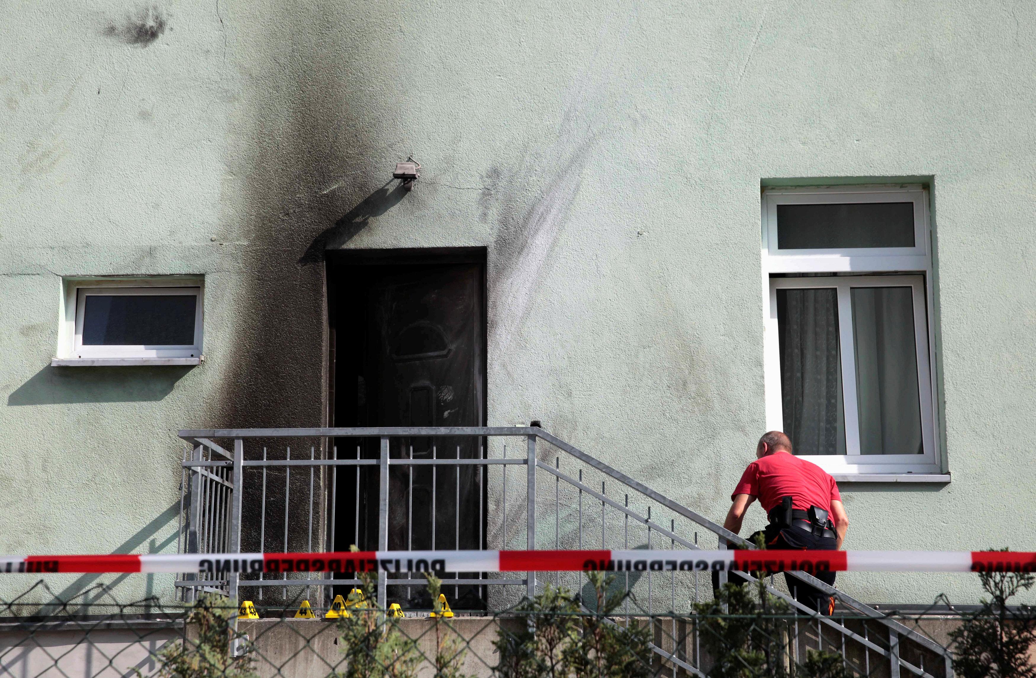Dos explosiones se registraron en la ciudad de Dresden, la primera en una mezquita y la segunda en Centro Internacional de Congresos