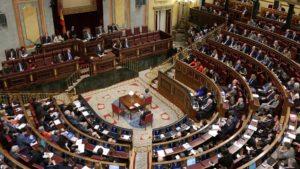 El Parlamento revisará las solicitudes de traslados al extranjero que hagan los diputados