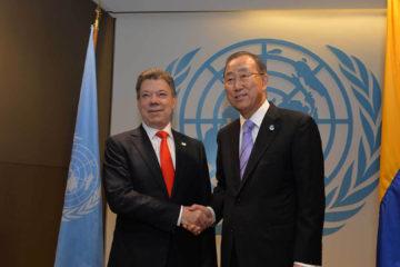 Al menos 13 jefes de estado asistirán a la ceremonia de la firma del acuerdo de paz en Colombia