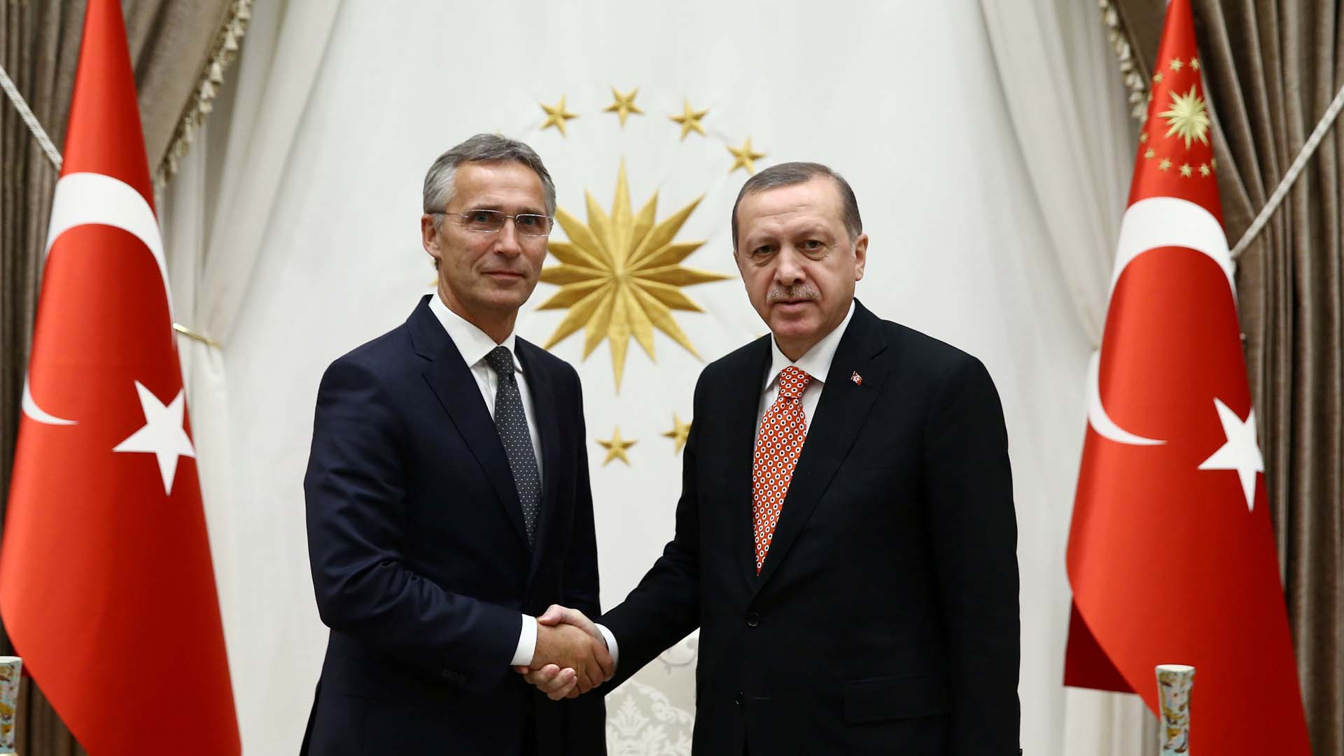 El secretario de la organización y el presidente turco discutirán sobre el predicador Fethullah Güllen, a quien señalan como autor del golpe fallido