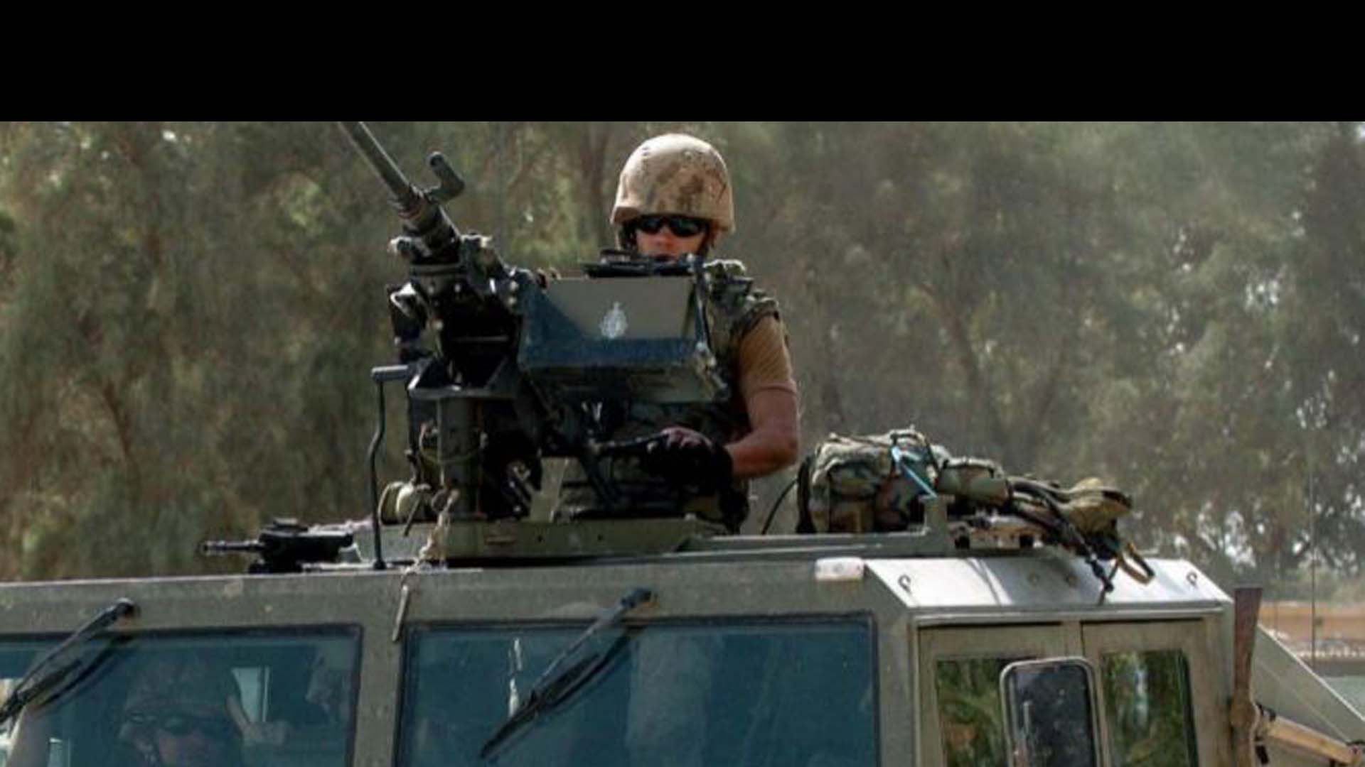 Militar español pierde la vida tras accidente en Irak