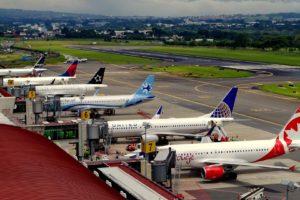 Aeropuerto Internacional Juan Santamaría de Costa Rica
