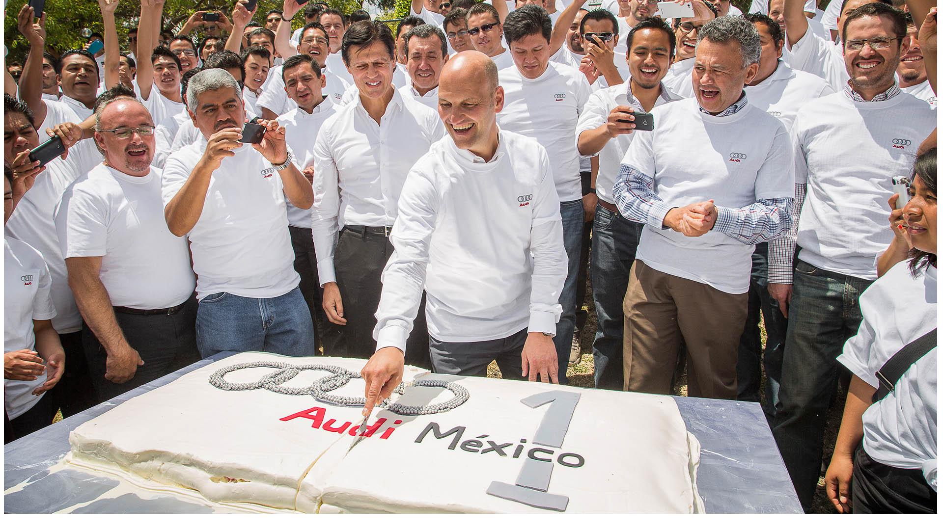 Esta será la primera vez que la marca automotriz ensamble autos fuera de Alemania