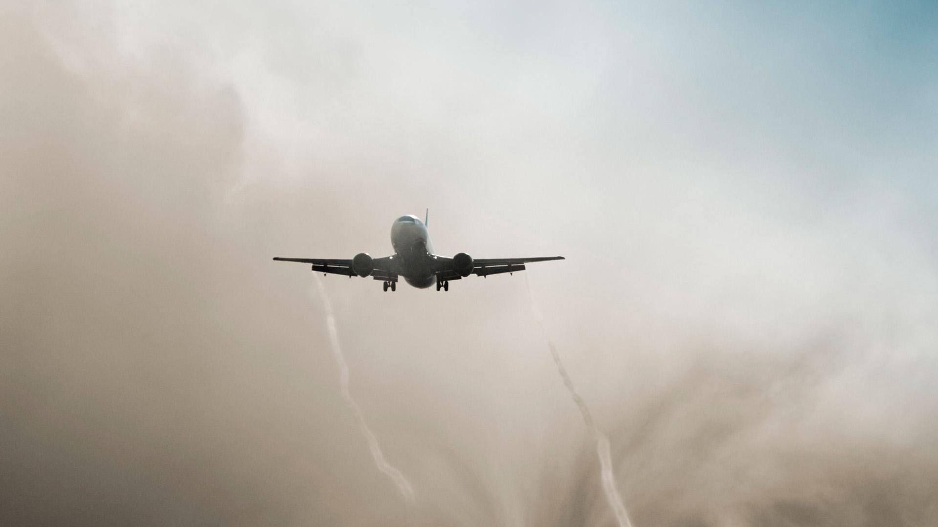 Los cambios de temperatura en la atmósfera hace que los vuelos se vean cada vez más afectados