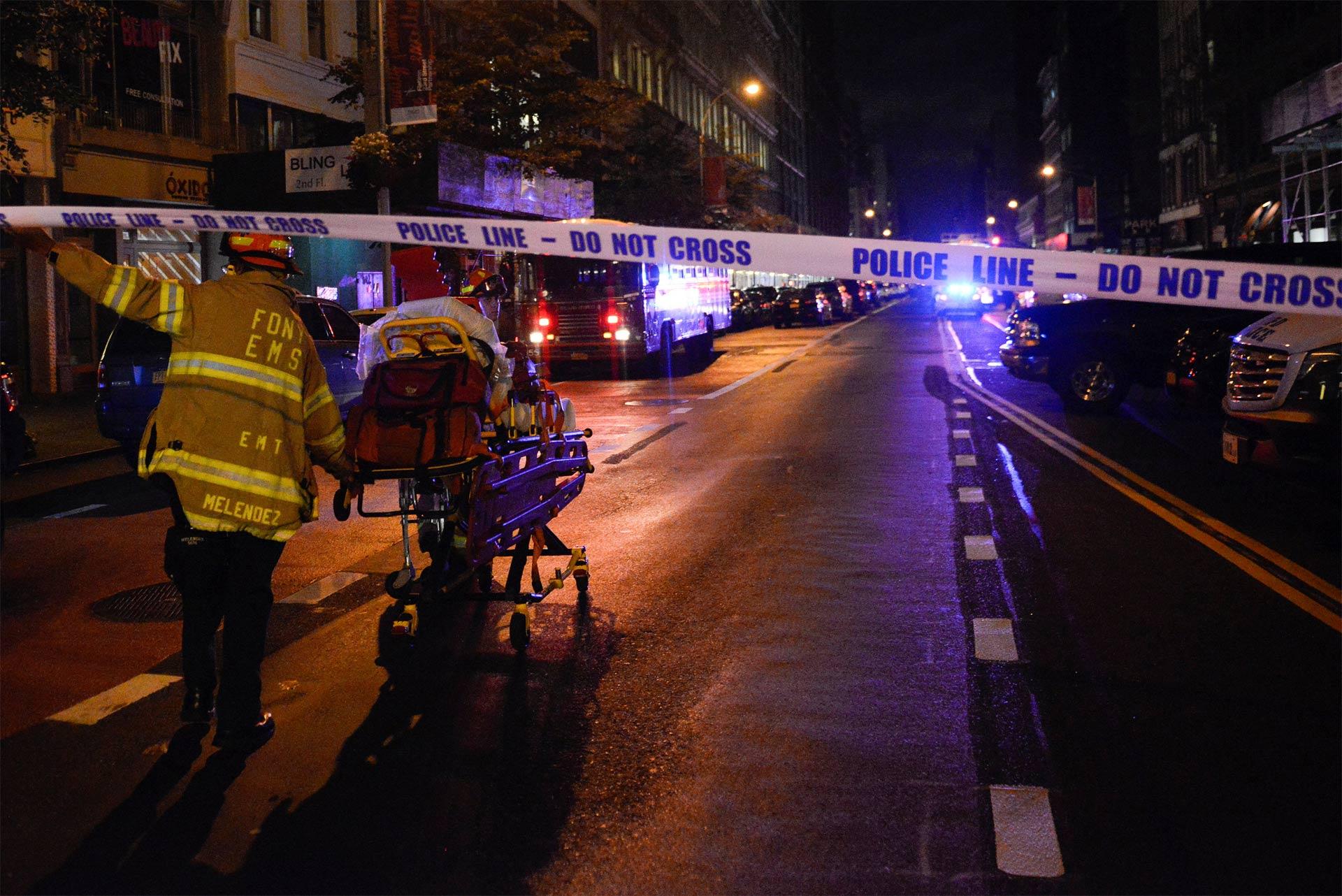 Reacciones tras explosión en Nueva York