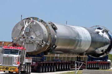 El Falcon 9, de Space X, estalló en una plataforma ubicada en el mar cercano a la localidad de Florida