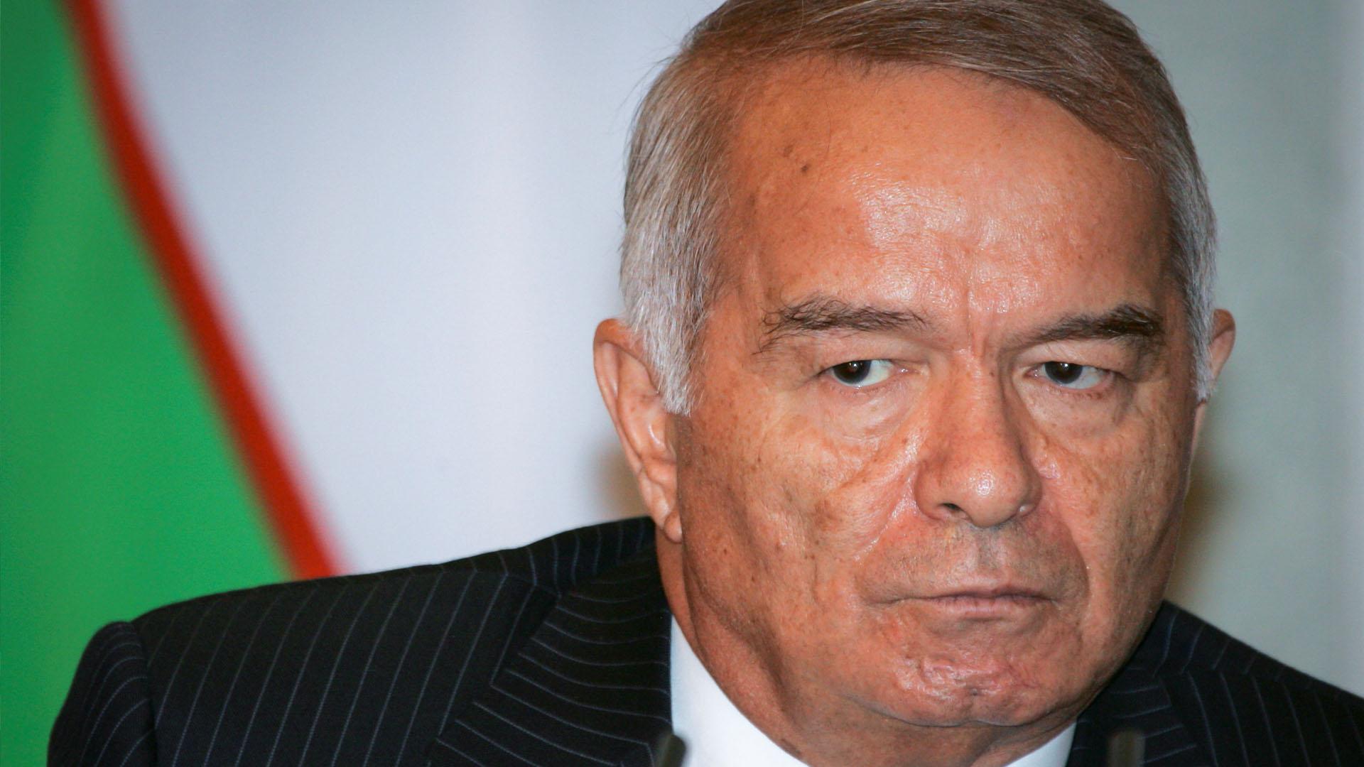 El mandatario, Islam Karimov, murió a los 78 años luego de un derrame cerebral que sufrió el sábado
