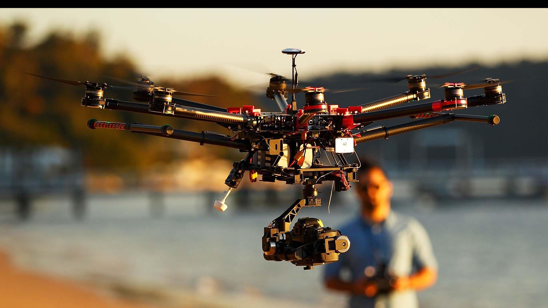 La aeronáutica nacional registrará todos los dispositivos para regular su funcionamiento y otorgar legalidad a su desplazamiento