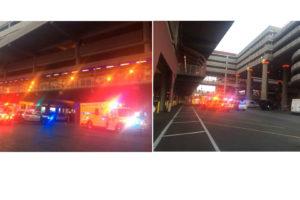 Un tiroteo se produjo en las afueras del Aeropuerto Internacional McCarran