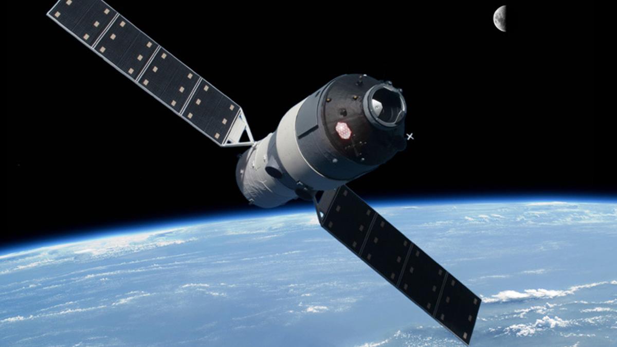 China perdió control de su estación espacial Tiangong-1