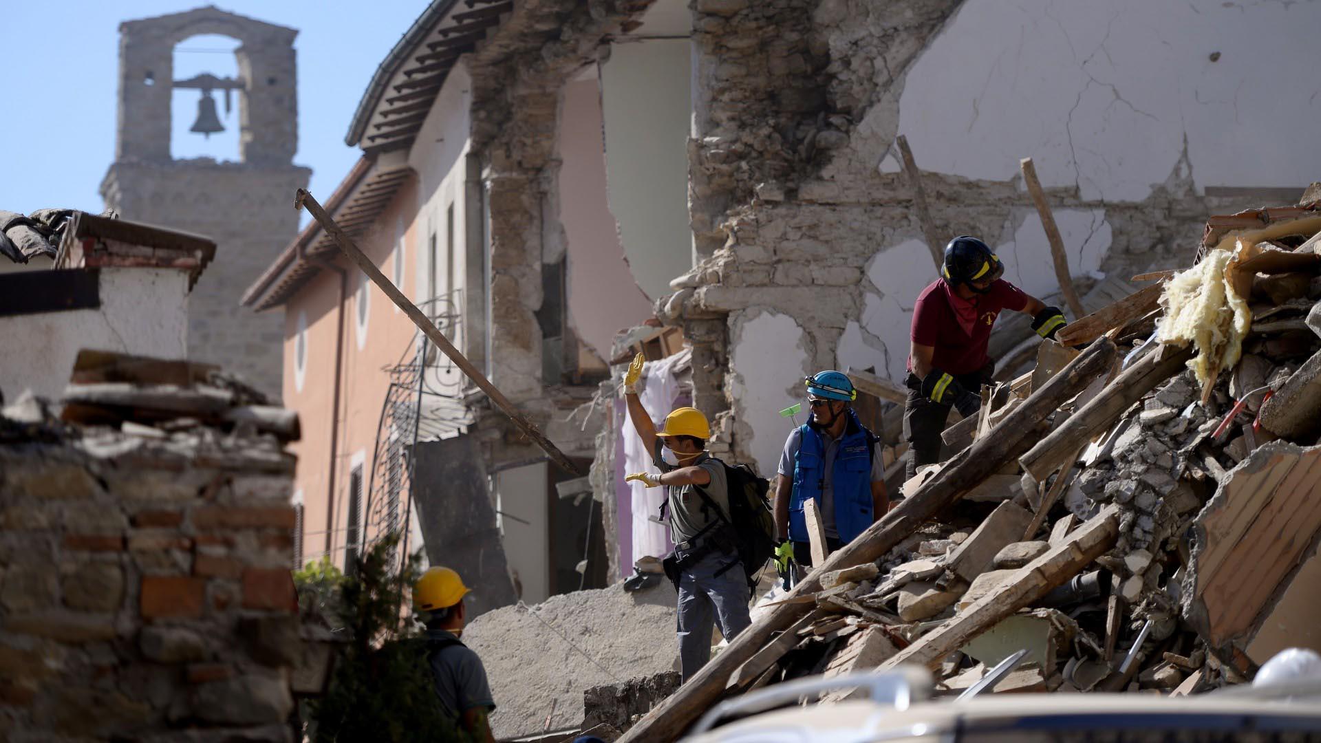 Terremoto de 5,9 que azotó al norte de Haití dejó al menos 11 muertos