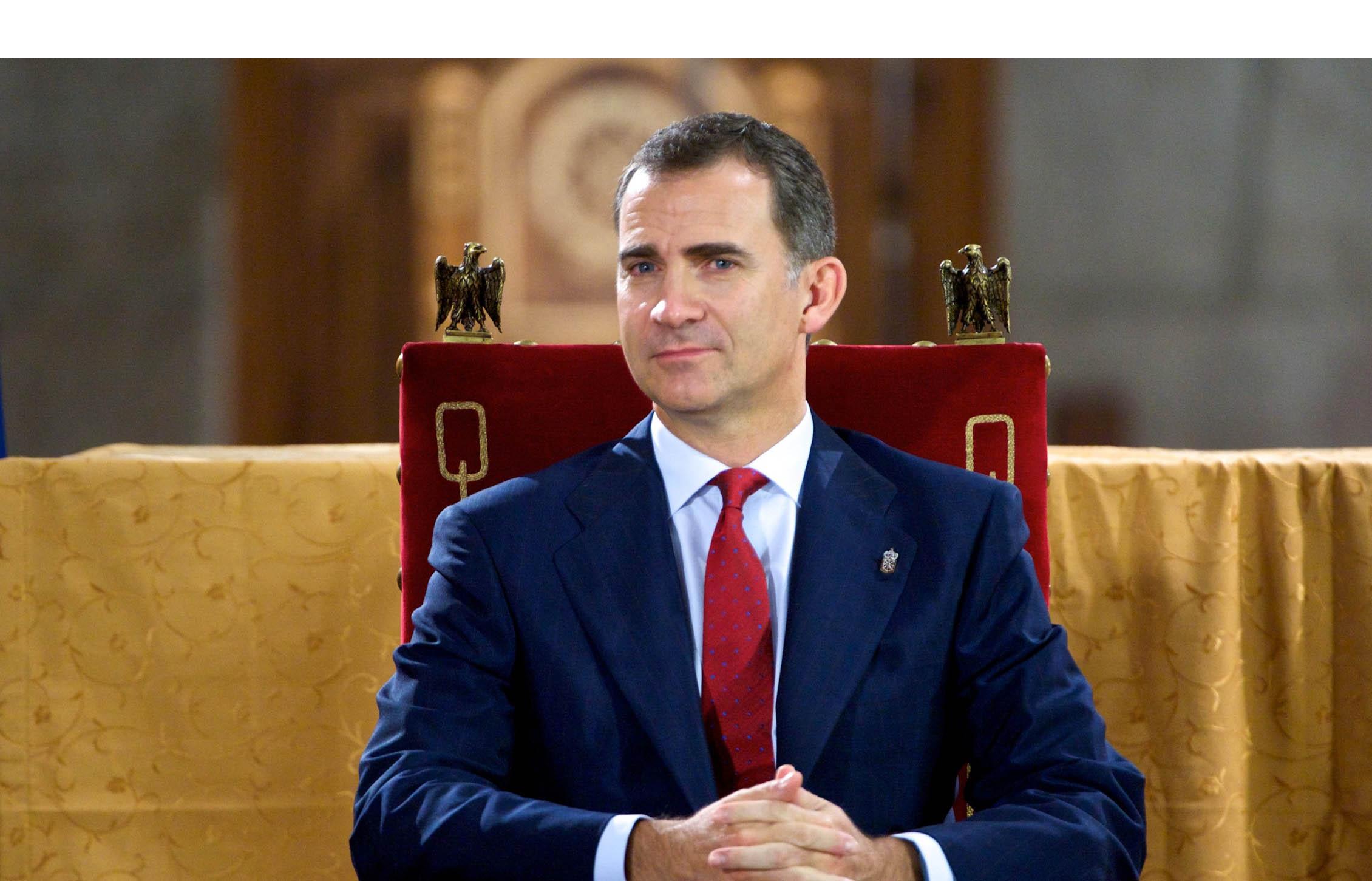 En vista de la fallida investidura de Mariano Rajoy, el Rey español resaltó la necesidad de que se forme un Gobierno