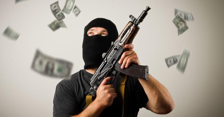 La piratería como financista del terrorismo. Imagen referencial. Artículo publicado en Doble Llave