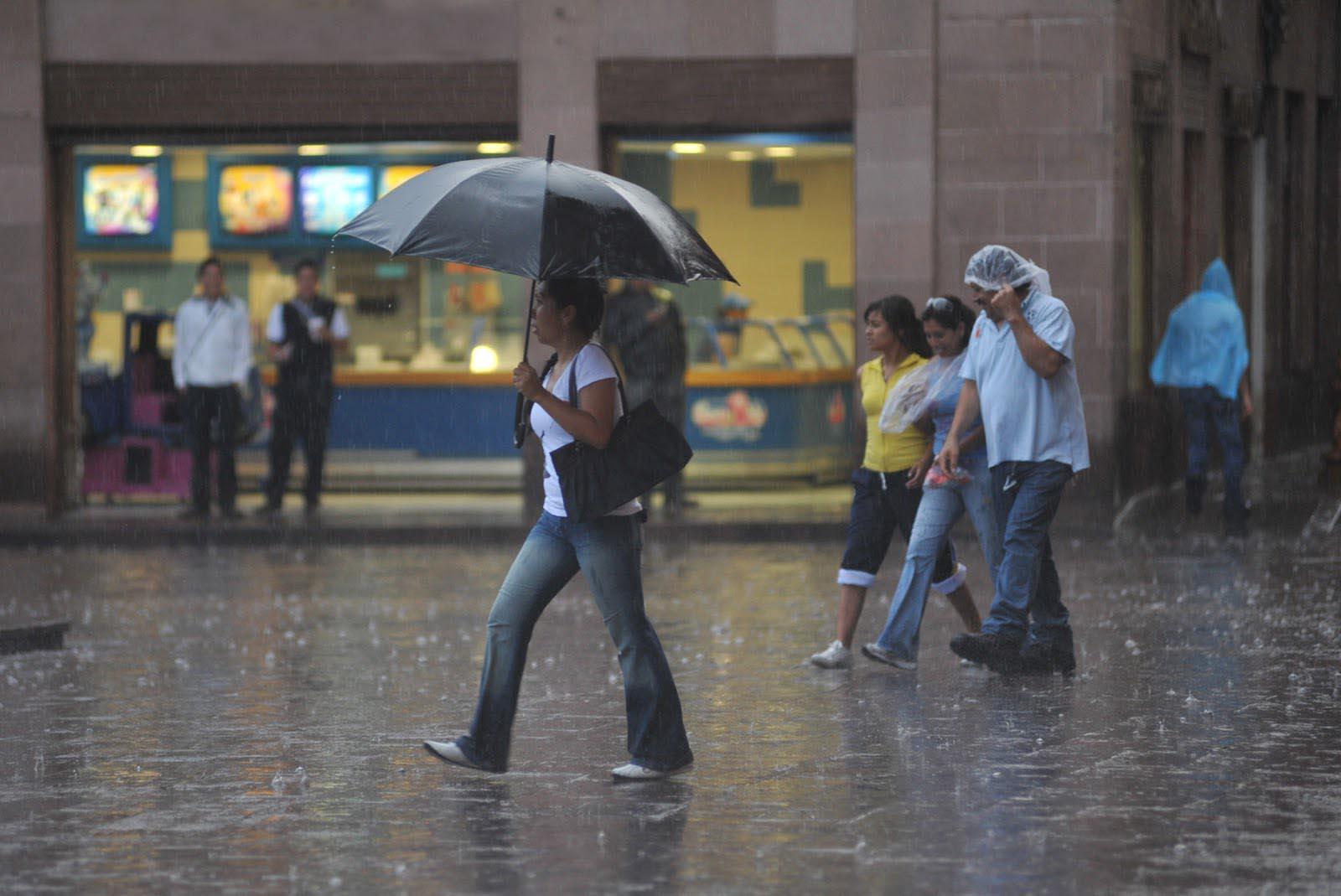 Se pronostican lluvias para este viernes en el país