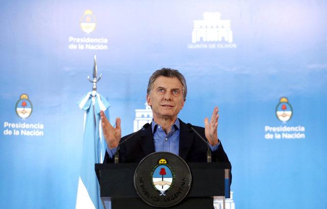 Pobreza en Argentina le afecta a Mauricio Macri