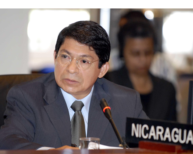 El viceministro de Relaciones Exteriores, Denis Moncada, explicó que se realizaron distintos convenios que buscan regular el ingreso de extranjeros cooperantes de organizaciones