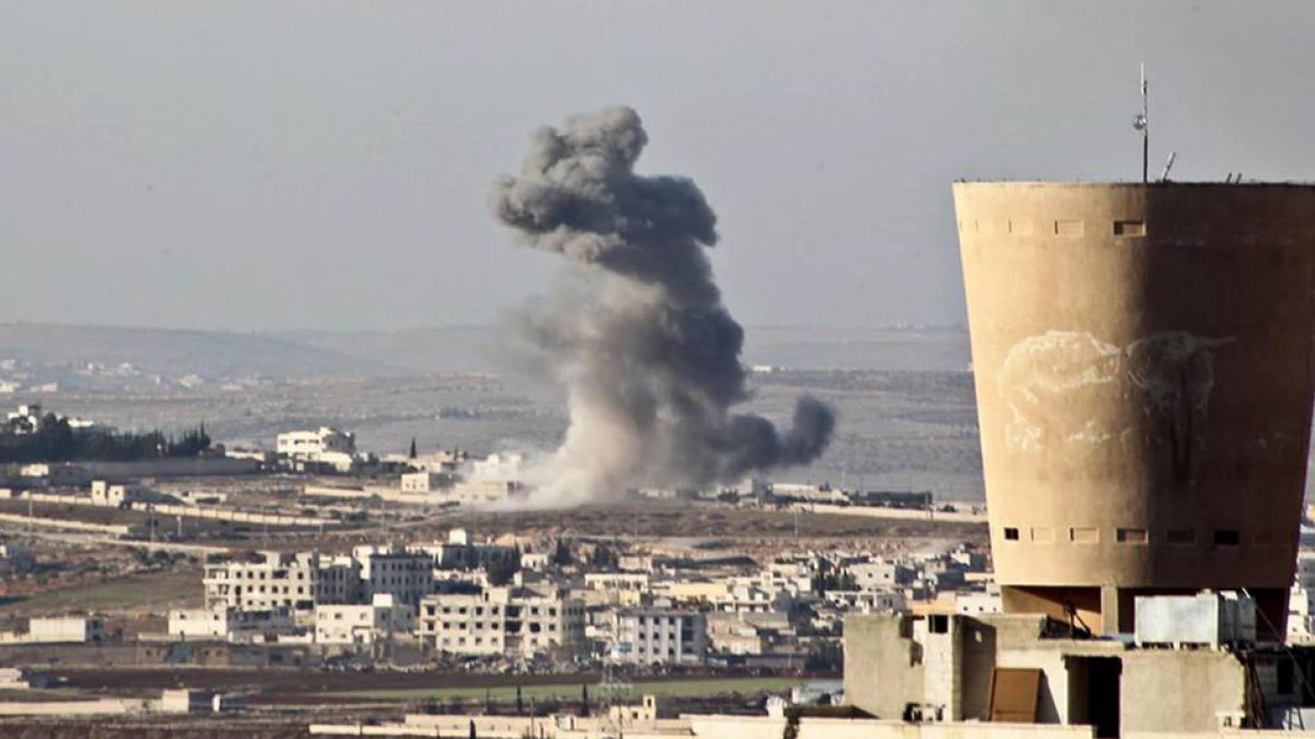 Otan pide cese de hostilidades en Siria