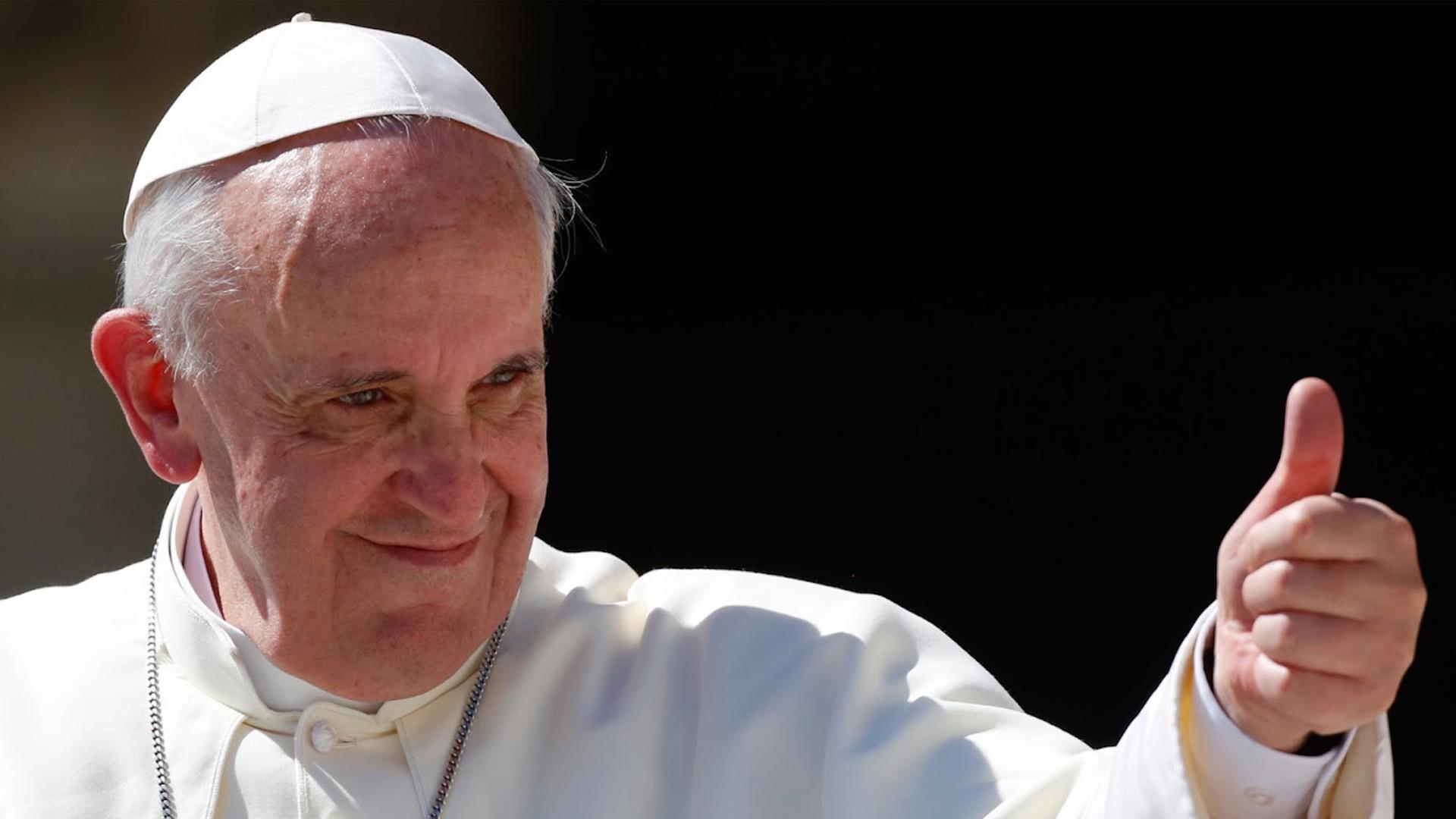 """Francisco insistió en que el cuidado del planeta es otro """"acto de misericordia"""""""