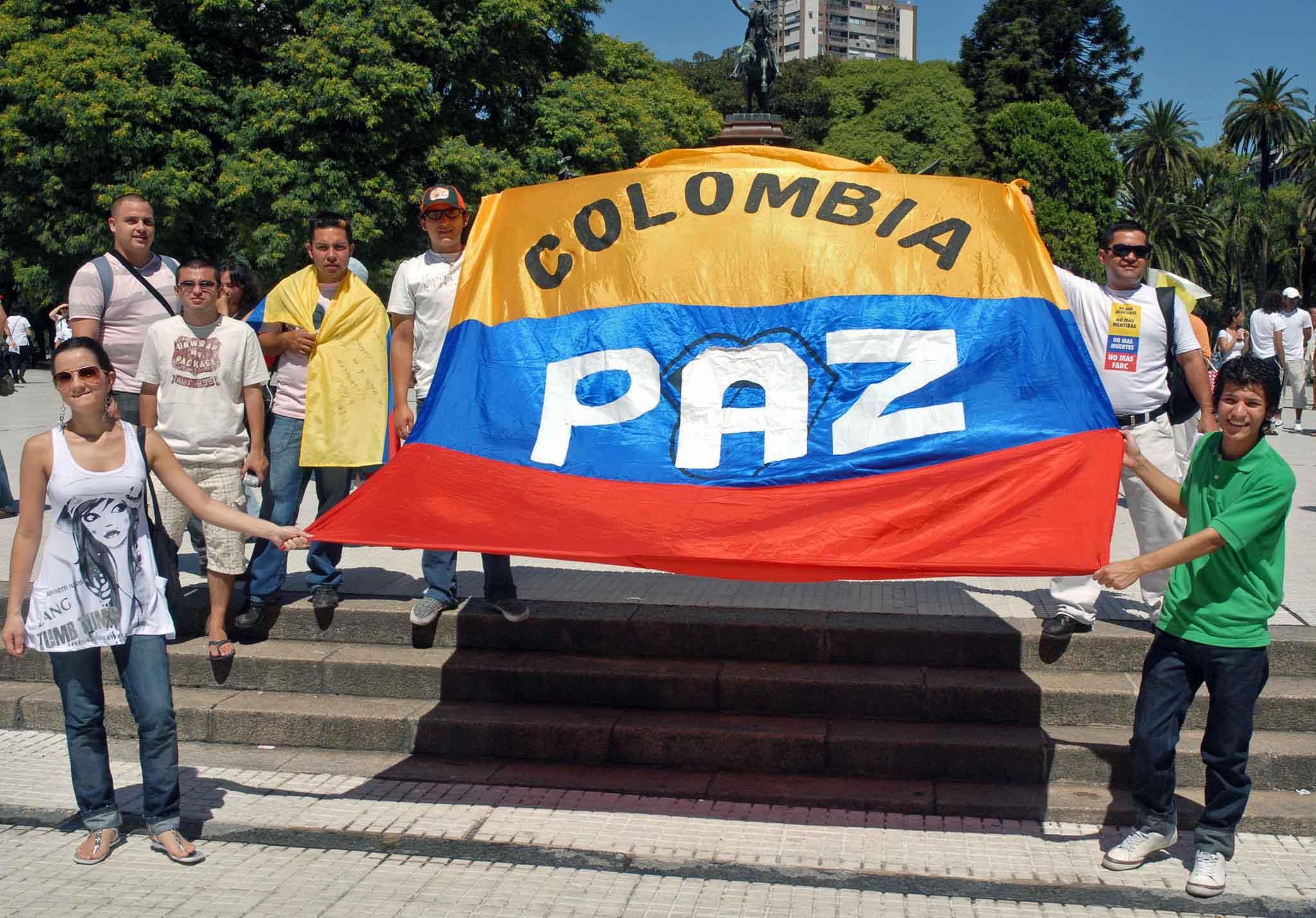 Observadores de la ONU monitorean paz en Colombia