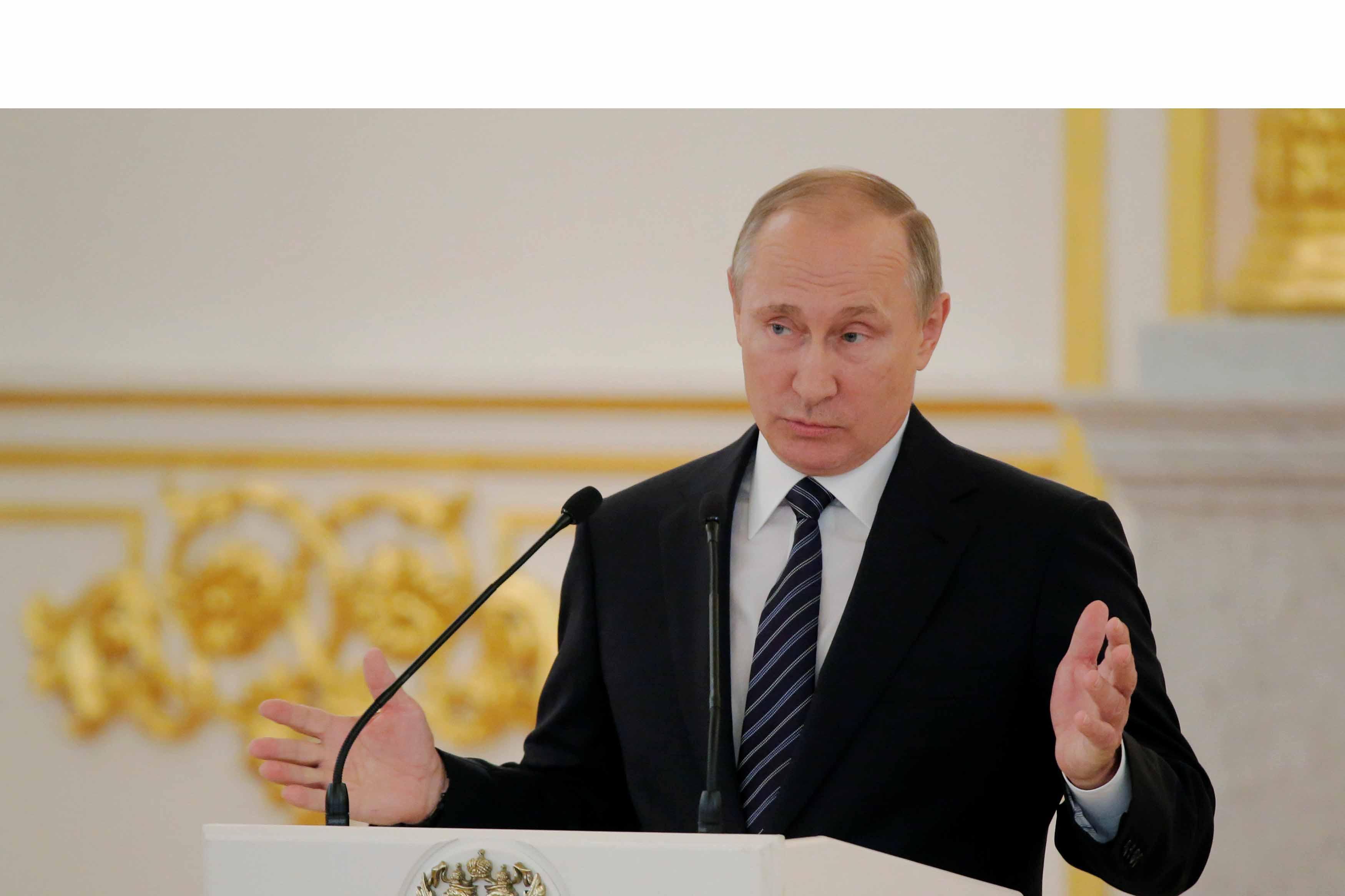 El presidente ruso, Vladimir Putin, considera posible que ambas naciones lleguen pronto a un acuerdo para cooperar en Siria