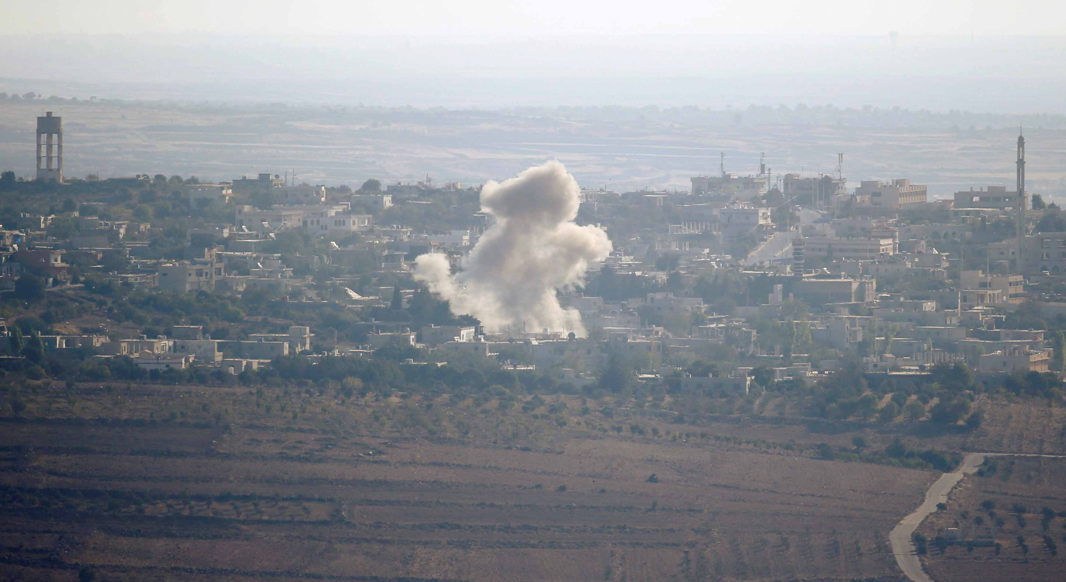 Bombardeos en zonas rebeldes del país ocasionaron pérdidas materiales, heridos y víctimas mortales