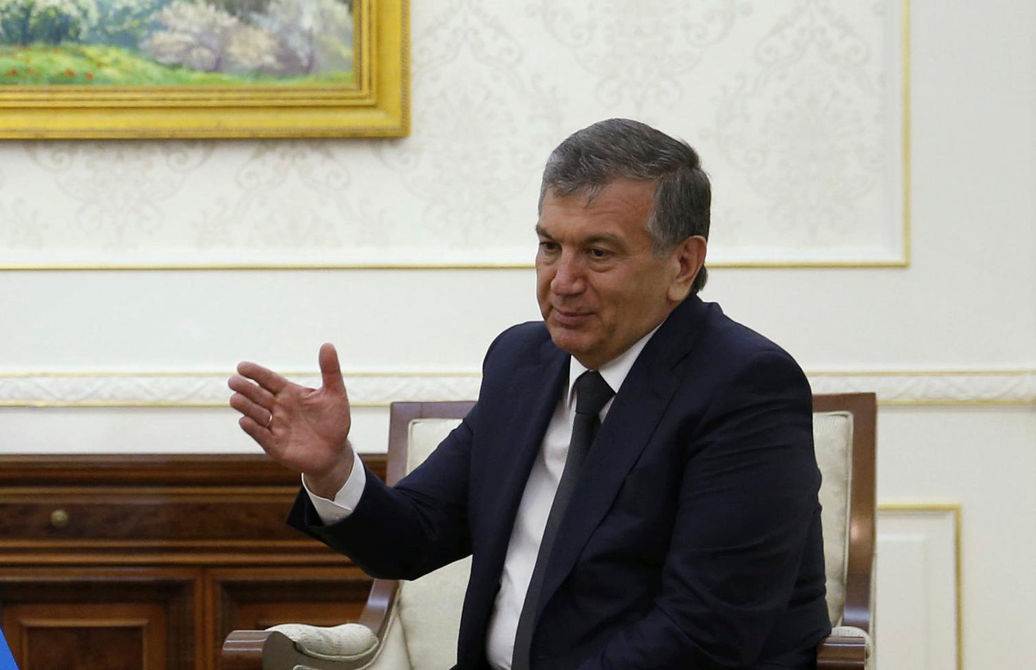 Shavkat Mirziyaiev ocupará el cargo de jefe de Gobierno por un lapso de tres meses mientras se planifican las nuevas eleccion