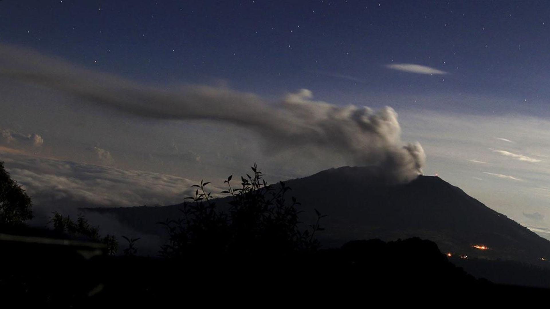 Volcán Turrialba Costa Rica