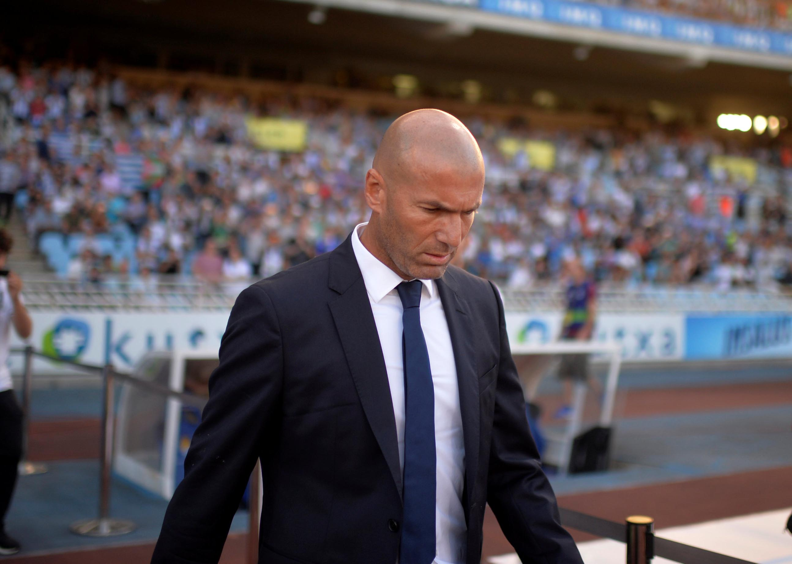 El técnico del Real Madrid indicó que deben esperar para actuar y estima que se le de pronta solución al problema