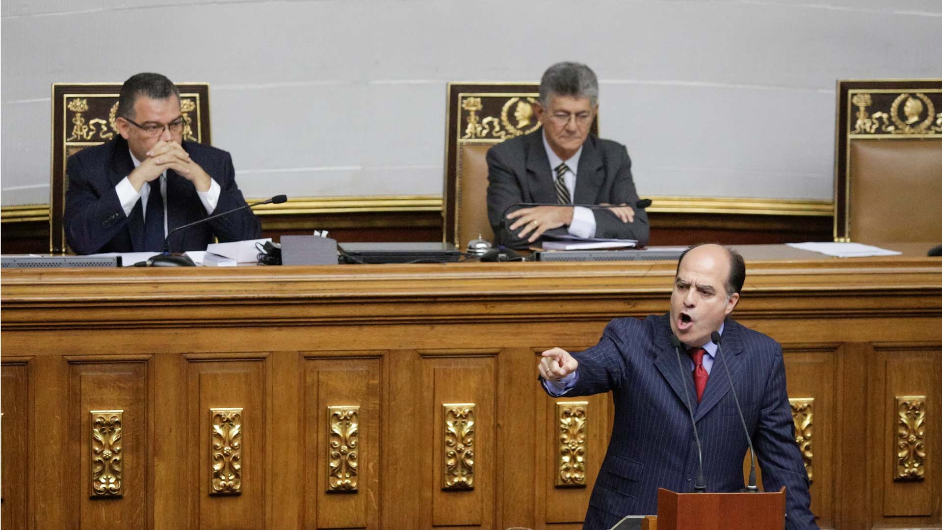 La mayoría calificada del Parlamento venezolano aprobó un Acuerdo que consta de diez medidas claves para la defensa nacional