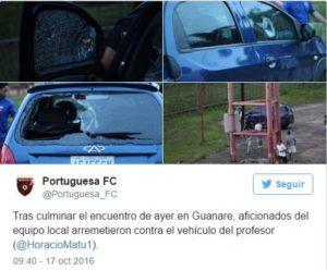 doble-llave-hinchas-destrozan-vehiculo-del-dt-del-portuguesa-fc-2