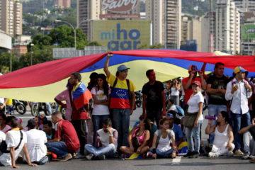 """En varios estados del interior del país se han reportado heridos y múltiples detenciones durante la llamada """"Toma de Venezuela"""""""