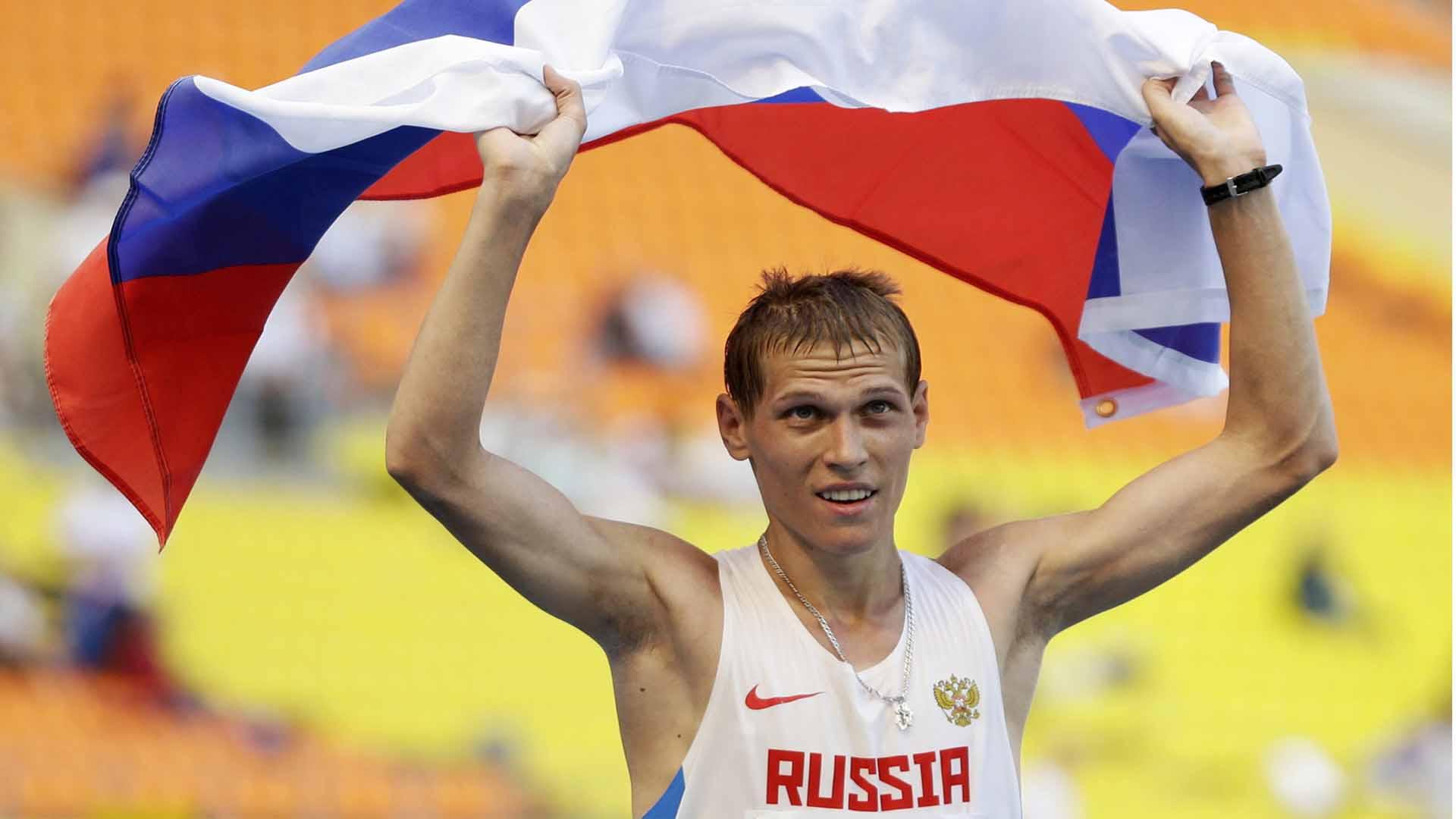 El medallista de plata del Mundial 2013, Mikhail Ryzhov, fue uno de los afectados tras comprobarse el uso de un estimulante sanguíneo