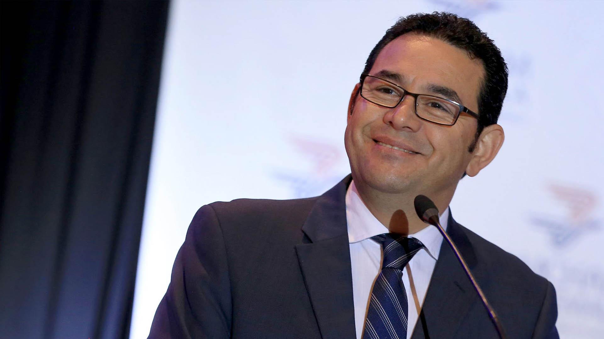 Jimmy Morales anunció que será parte de la XXV Cumbre Iberoamericana de Jefes de Estado y de Gobierno a celebrarse en Colombia