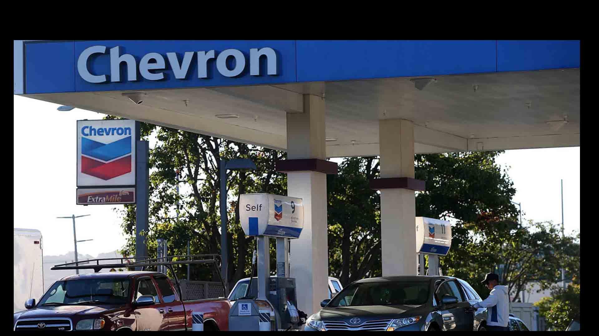 Chevron-Texaco tendrán franquicias de gasolineras en México