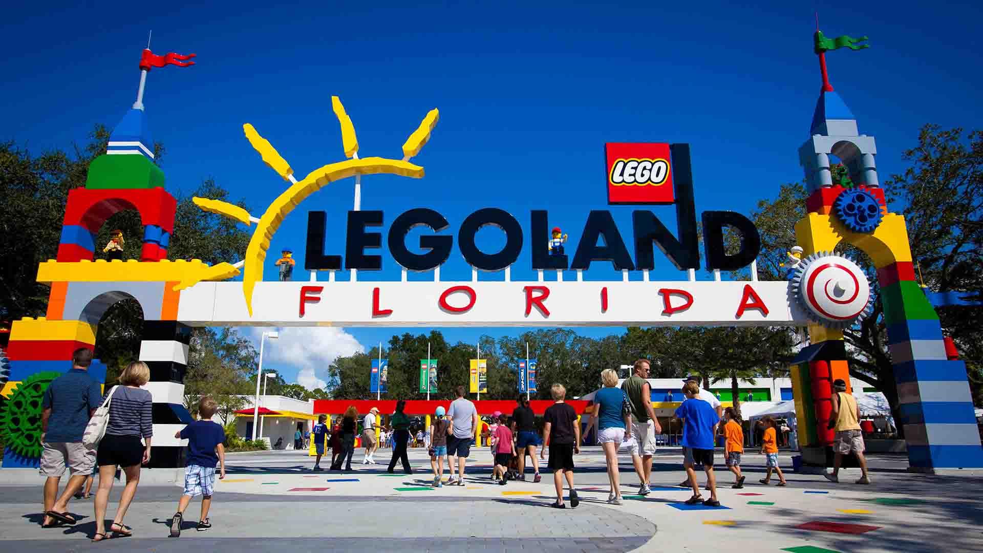 parque temático Legoland cerrado por amenaza de bomba