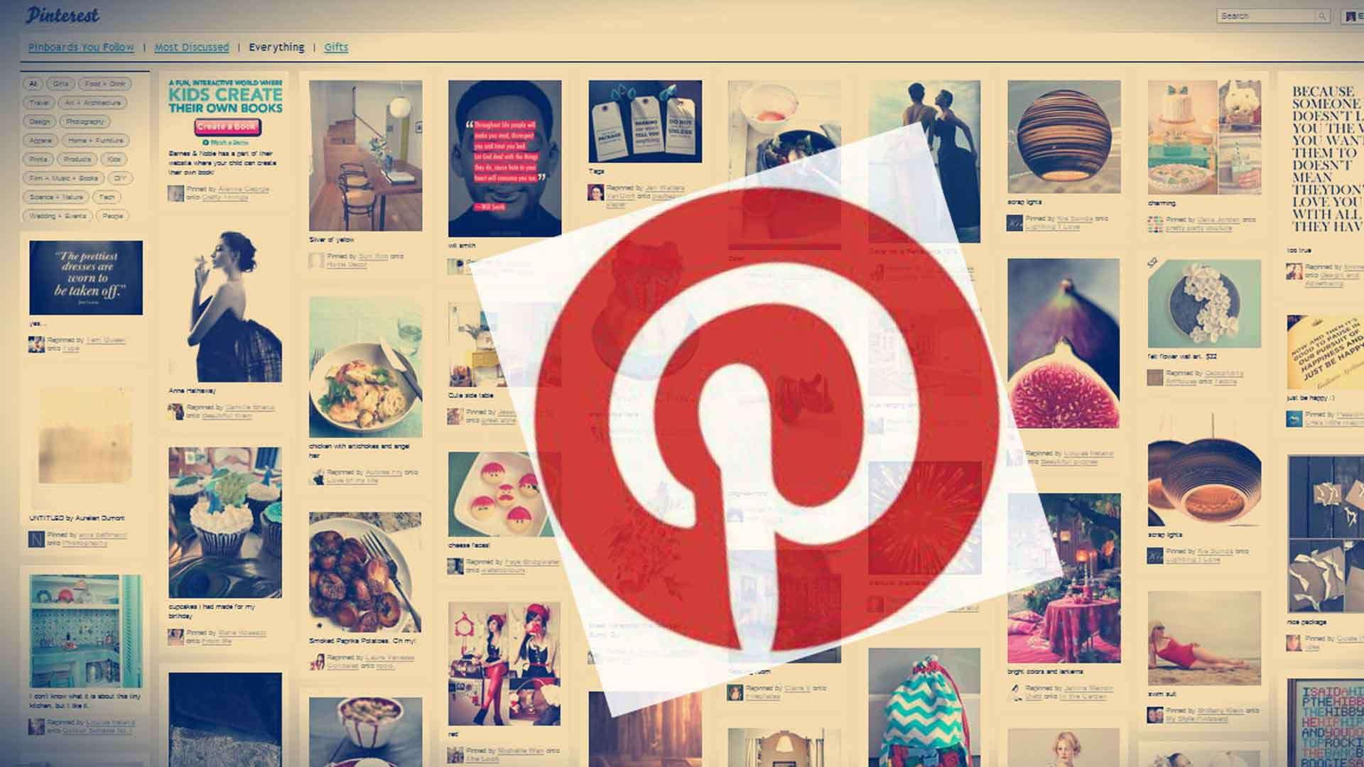 Pinterst alcanza 150 millones de usuarios mensuales