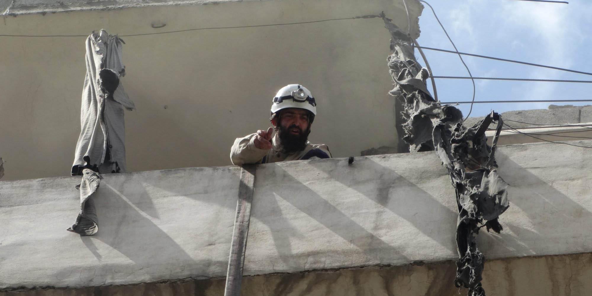 De acuerdo con la ONU, las condiciones no garantizan la seguridad de los colaboradores para ejecutar las labores de evacuación de heridos
