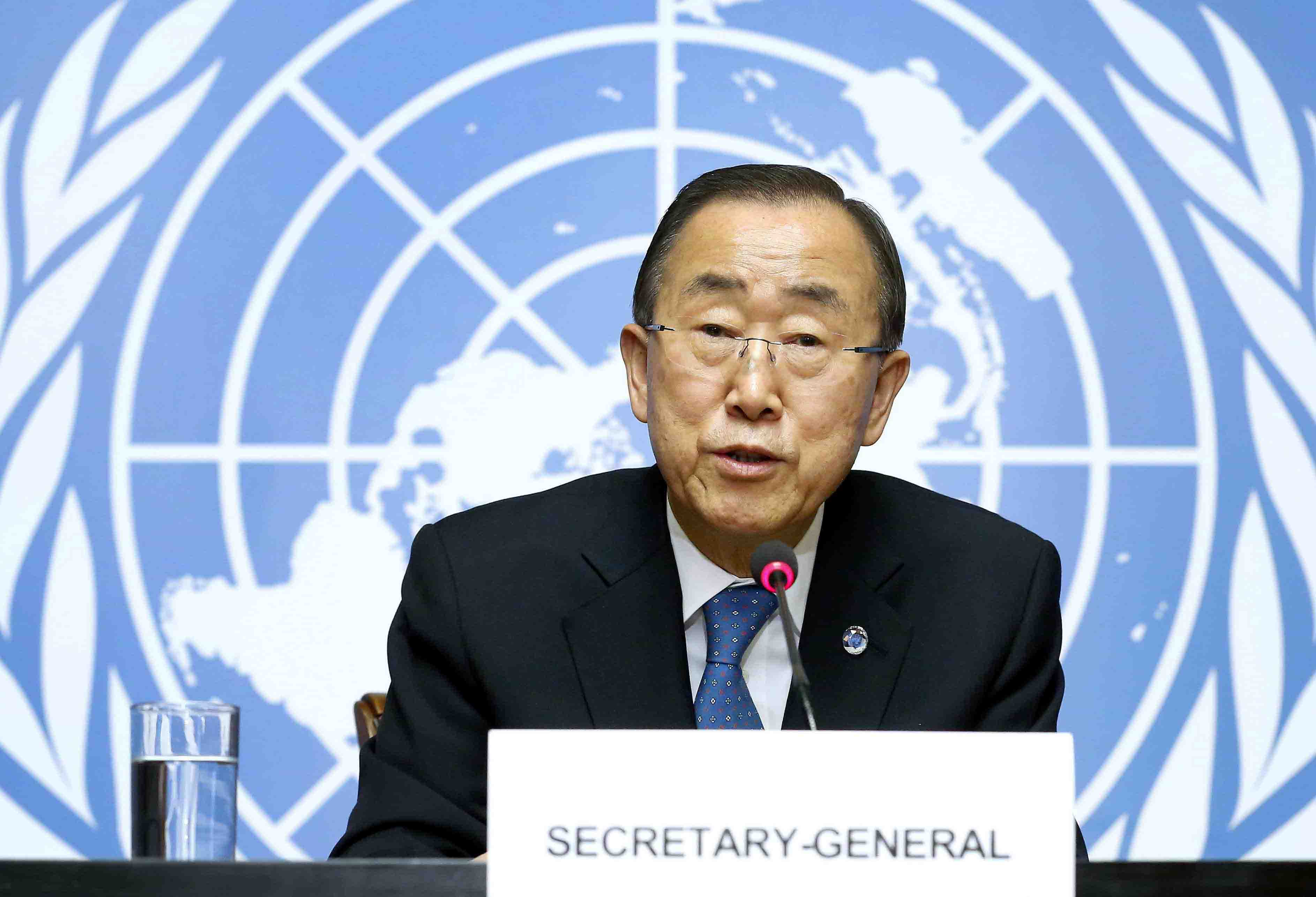 El Secretario General de la ONU pidió al Gobierno y a la oposición venezolana a comprometerse con el dialogo y a reducir la polarización