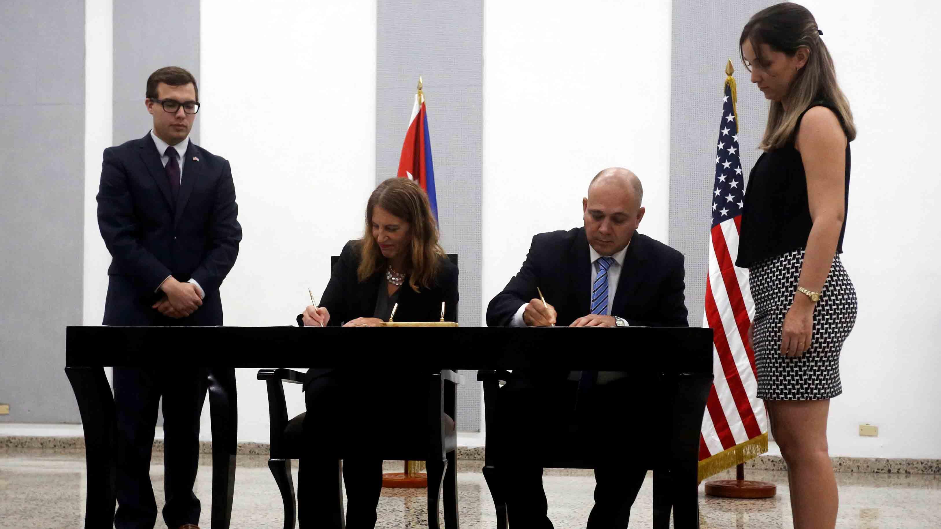 Ambos países trabajarán en la cooperación en el control, investigación y evaluación del cáncer